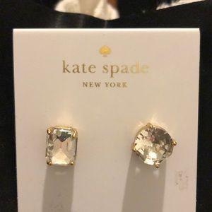 Kate Spade Mismatched Earrings NWT